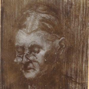 """""""Tante Leens"""", naaister van De Court Onderwater"""
