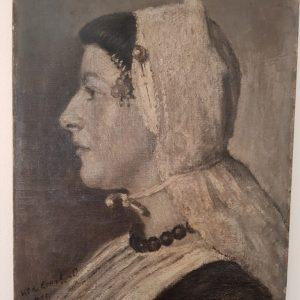 Vrouw 1900