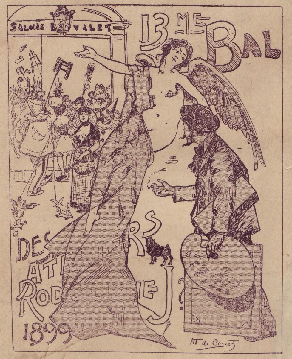 1899 13e bal