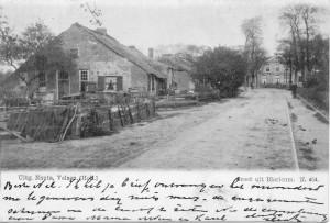 Blaricum 21 maart 1905, brief aan Nel (datum poststempel)