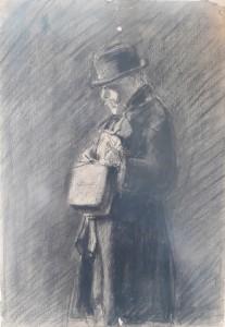 Zijn vader Boudewijn