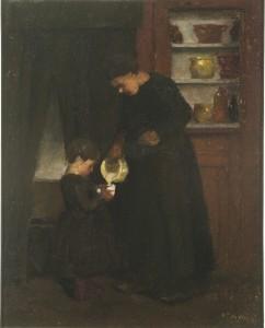 De Melkschenkster