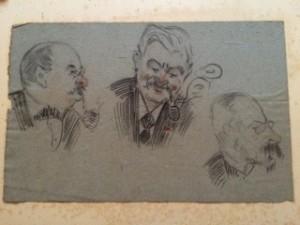3 mannen