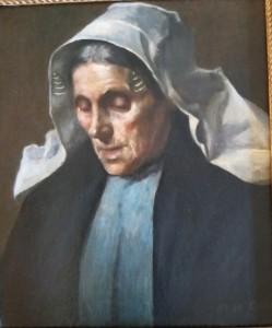 voorstudie Oude Vrouw
