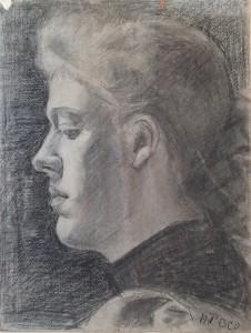Zijn zuster Wien