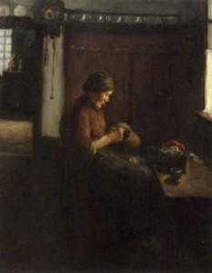 naaiende-vrouw