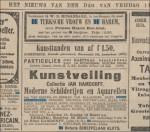 veiling 18 en 19 maart 1905