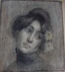 Vrouw gezicht