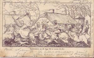 1904-08-26 Laren, volksfeesten