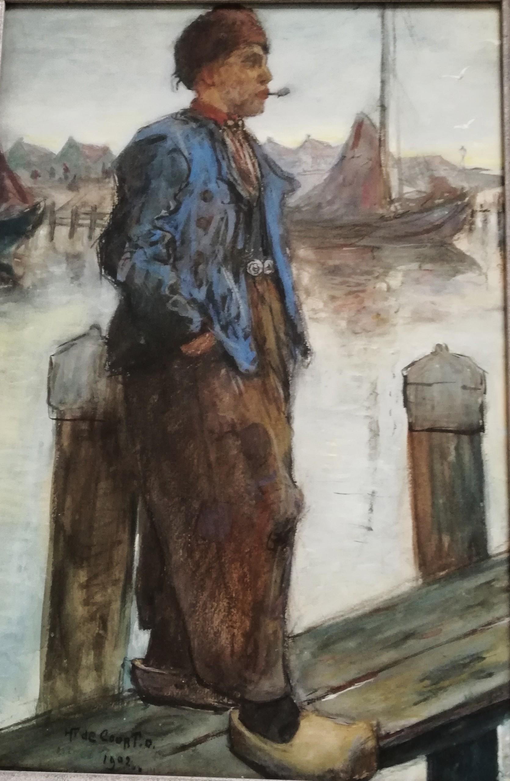 Volendammer visser 1902