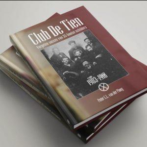 Nieuw boek: Club De Tien